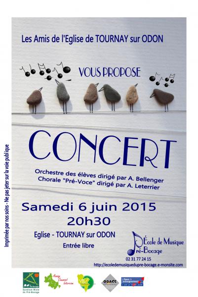 Concert du 6 juin