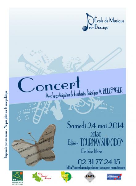 Concert tournay